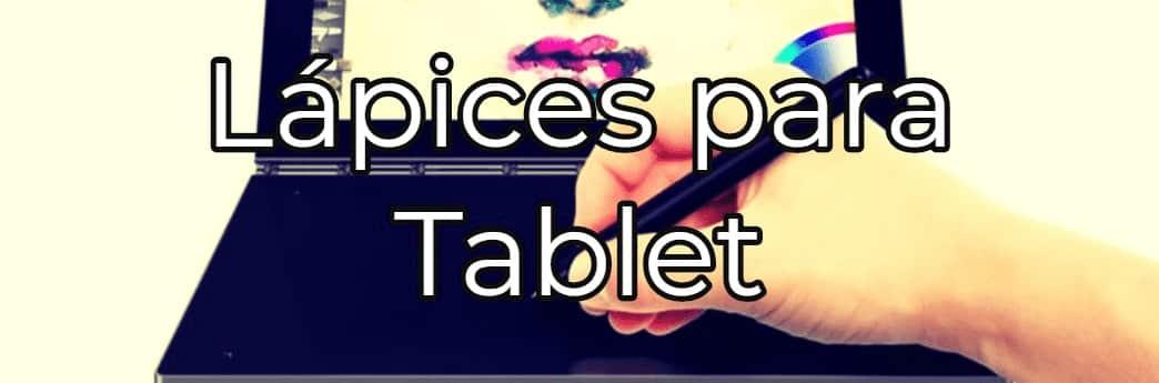 lapiz para dibujar en tablet