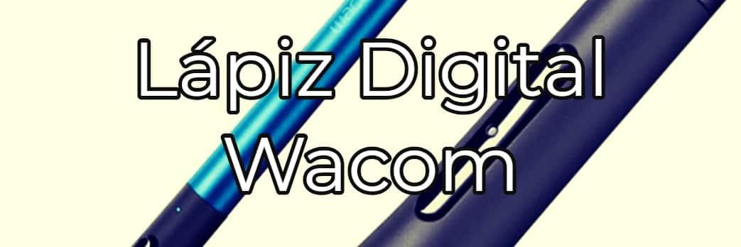 wacom bamboo pen & touch