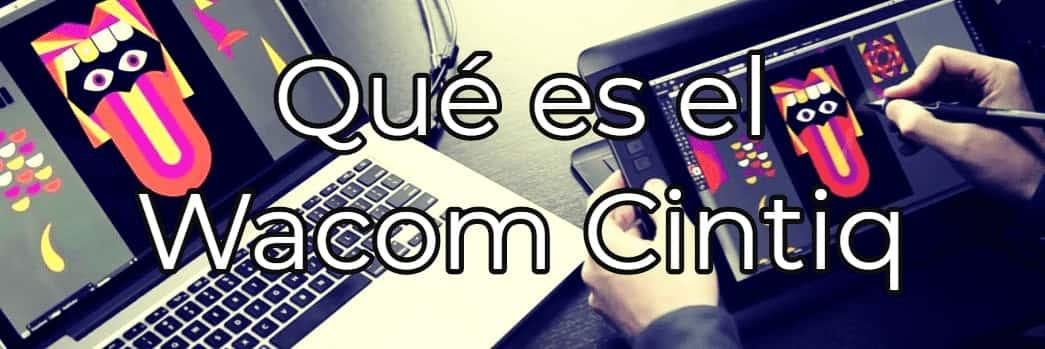 comprar tableta grafica cintiq