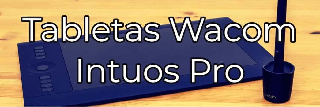 comprar wacom intuos pro