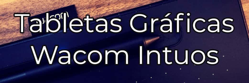 comprar tableta grafica intuos
