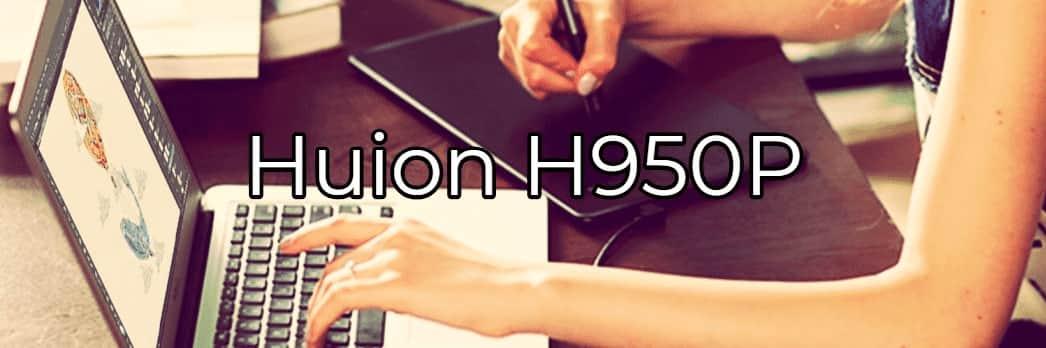 comprar HUION H950P Tableta gráfica sin Pilas