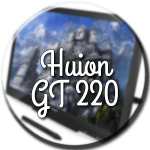 huion gt 220