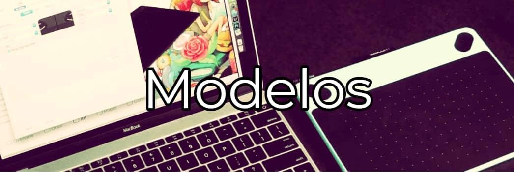que modelos hay