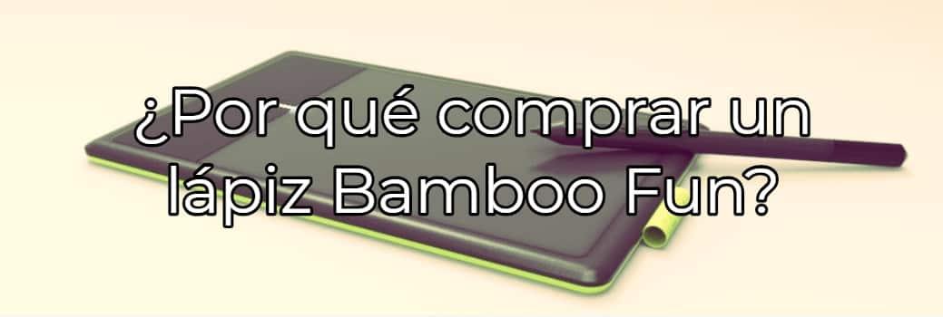 comprar bamboo fun barato