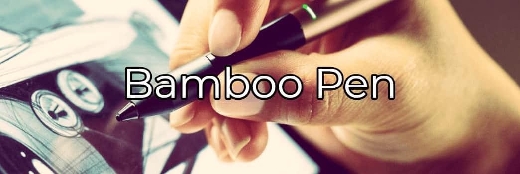 comprar wacom bamboo pen al mejor precio