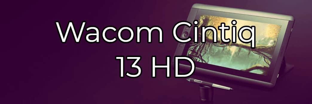 comprar wacom cintiq 13hd al mejor precio