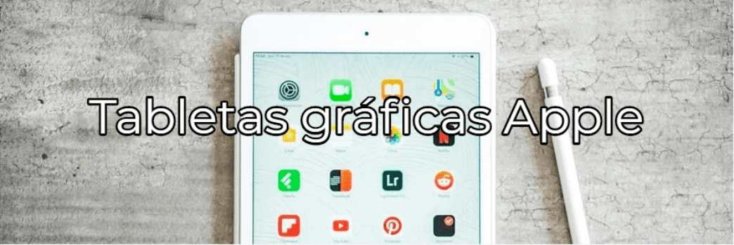 tablet para dibujar apple