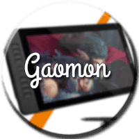 tableta grafica gaomon