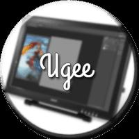 tableta grafica ugee