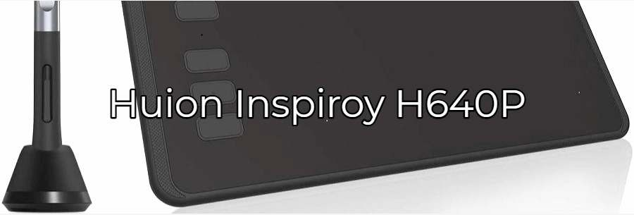 comprar tableta grafica H640P