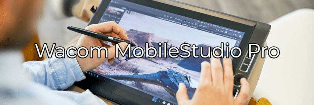 tableta grafica wacom mobilestudio pro