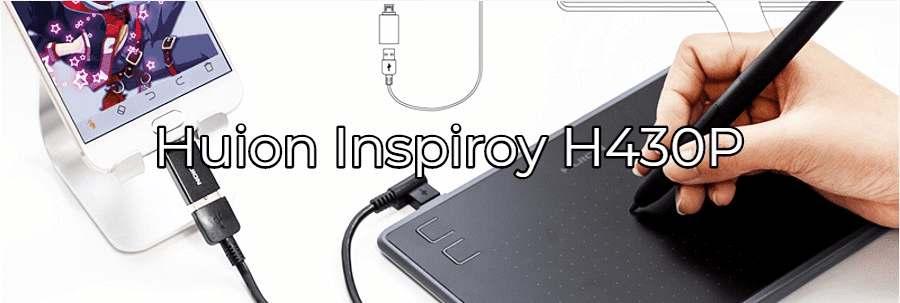 analisis y opiniones huion inspiroy h430p