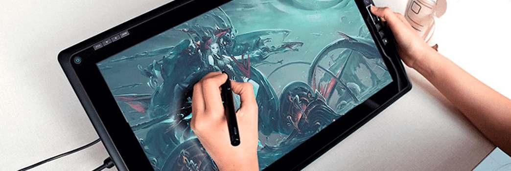 tablet huion gt 185 hd al mejor precio