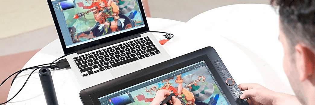 tablet xp pen 15.6 pro